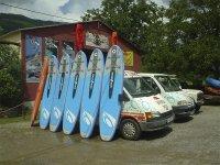 Nuestras tablas de paddle surf