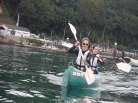 Paseo en canoa por la ría de Eo precio niños 2h