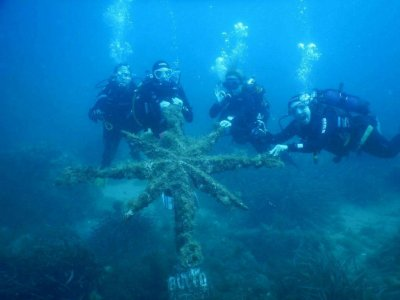 Diving Baptism in Palamós, 2 Hours