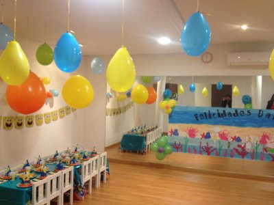 Club Infantil Afterschool Parques Infantiles