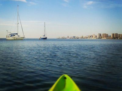 Escuela de vela Sandrina Kayaks