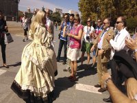 Madrid de los Austrias con actores