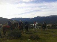 骑马在Eresma