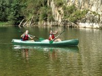 Discovering the Sella River by kayak
