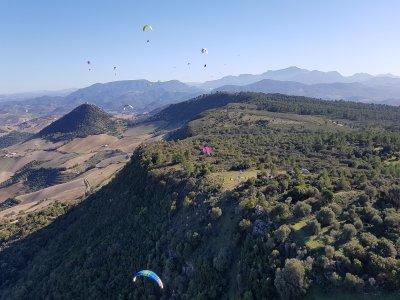 Paragliding Matalascañas video and photos 45 min