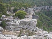 Serrania昆卡的景色
