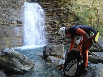 在巴塞罗那3天的峡谷启蒙课程