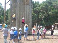 Aprenderan a escalar