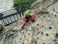 Curso de escalada en rocódromo en Lleida, 2 días
