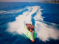 Jet Boat Trip for Bachelor Events in Blanes
