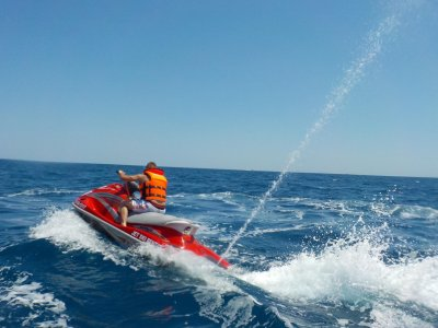 30-Minute Jet Ski Route in Cambrils