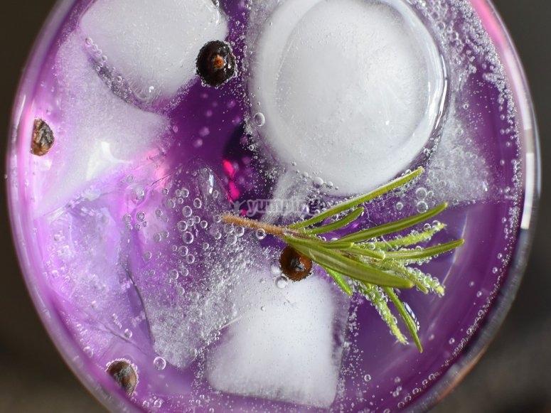 Ginebra y aromas