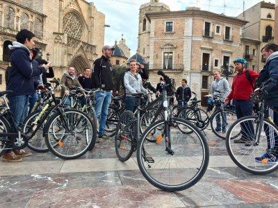 Alquiler de bicicleta en Poblados Marítimos 1 día