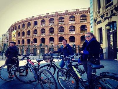 Tour en bicicleta desde Poblados Marítimos 3h