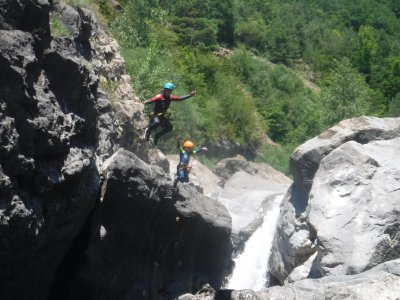 4h Water Multi-Adventure Circuit, The Pyrenees