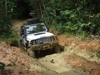 Tour in off-road