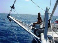 Relájate a bordo