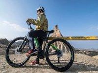 Alquiler de bicicletas para niños en Bardenas 1día