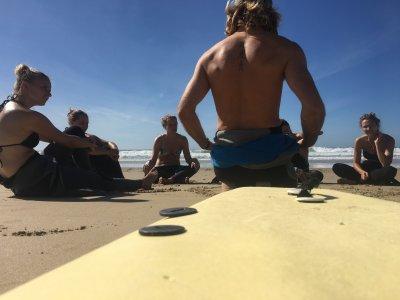 Surf camp per ragazze a Zahara de los Atunes