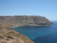 阿尔梅里亚海岸景观