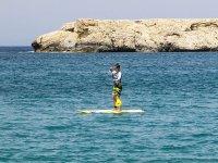 游览Almadrabillas海滩