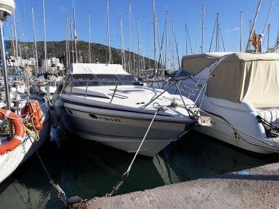 Barco con patrón en Altea con vino y tapas 4 horas