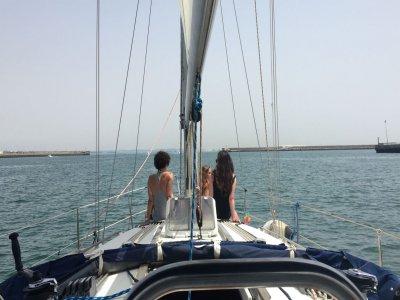 Salida privada en velero desde Rota 8 horas
