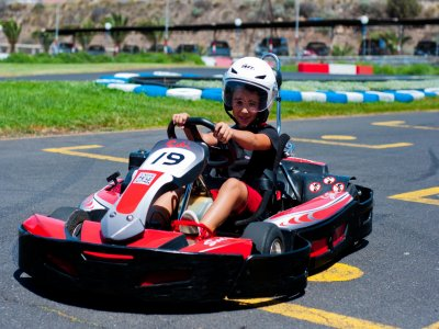 Kart para jóvenes en Arona 10 minutos