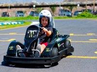 Circuito karting para niños en Cho