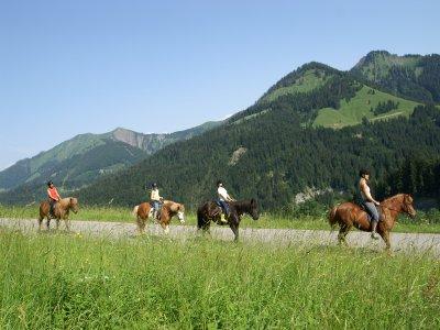 La Borda del Pubill Rutas a caballo