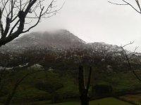 el monte nevado