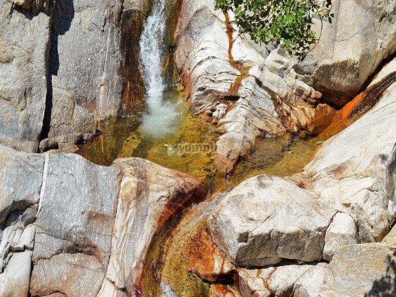 Tus -999的下降 - 跳到峡谷