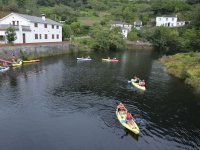 Kayak rental in O Barqueiro