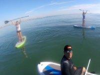 Rota的桨冲浪设备租赁2小时