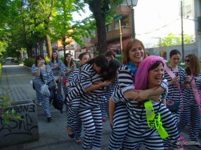 Addio tematico Prigione condizionale + ostello