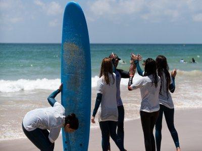 Clases de surf en el Palmar de Vejer 2 horas