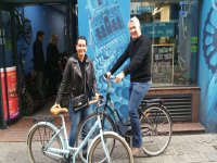 visitar Sevilla en pareja en bicicleta