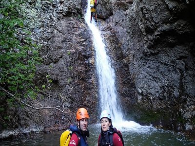 Canyoning for Initiates in Valdorria, 3-4 Hours