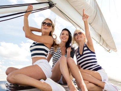 包路线帆船,食物和桨冲浪Málaga3h