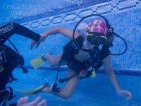 Iniciación al submarinismo en Gran Canaria