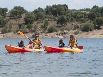 Asdón Aventura Madrid Kayaks