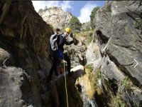 Discesa e canyoning