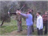 tiro con arco para adultos