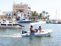 Alquiler de barco para pescadores en Palma