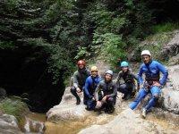 选择峡谷的下降,瓦伦西亚的区域