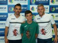 Miguelin and Alex