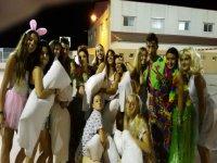 Night of costumes