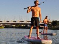 Ruta de paddle surf por Sevilla