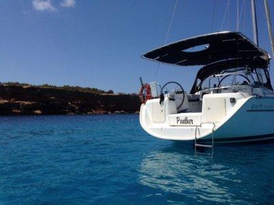 Excursión privada velero San Pedro del Pinatar 6h
