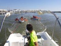 Navegando en Voraz 450